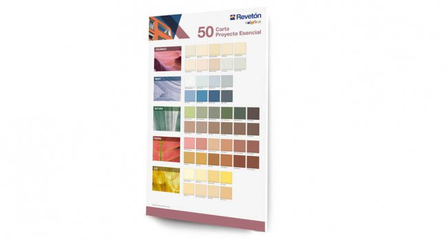 proyecta 50 colores